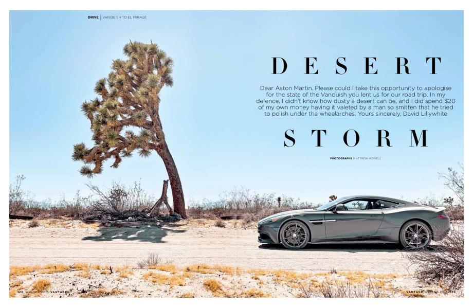El Mirage Aston